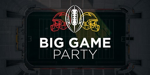 Big Game Party sponsored by CCVH