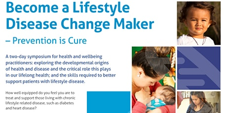 Become a Lifestyle Disease Change Maker - Prevention is Cure! tickets