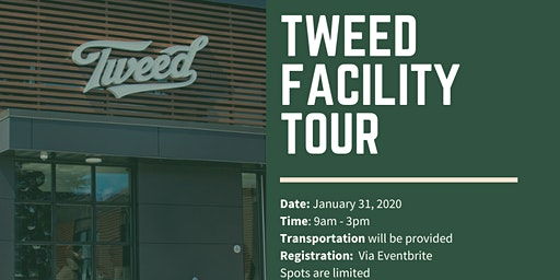 SSCMA Present Tweed Facility Tour