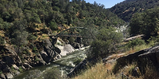 San Joaquin River Gorge Spring Hike with Fresno Building Healthy Communities