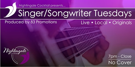 Singer/Songwriter Tuesdays tickets