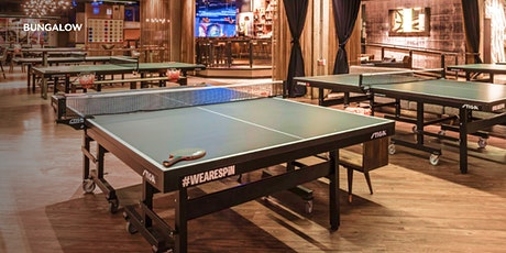 You're the Ping to my Pong with Bungalow tickets