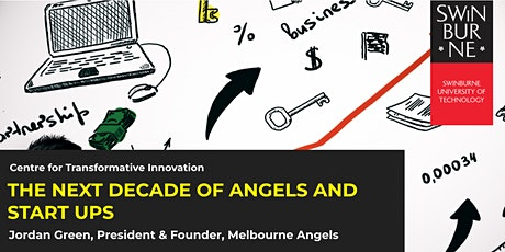 The Next Decade of Angels and Start-Ups tickets