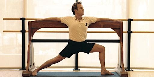 Garth McLean: Yoga for MS, Parkinson's,  neurological challenges