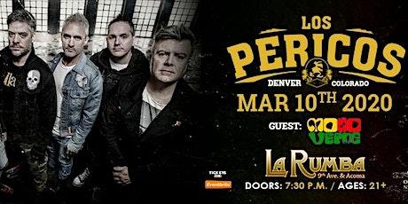 Los Pericos tickets