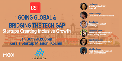 Going Global and Bridging the Tech Gap: Startups Creating Inclusive Growth