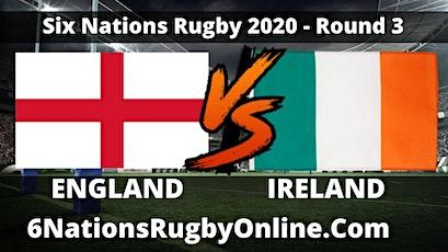 England VS Ireland! tickets