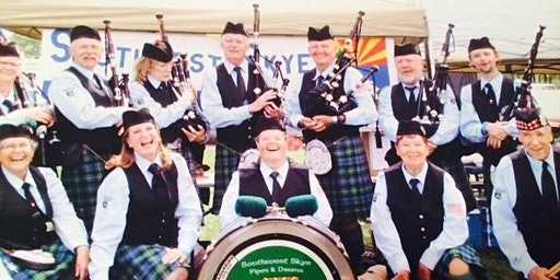 2020 Prescott Highland Games & Celtic Faire Snare Drumming Registration