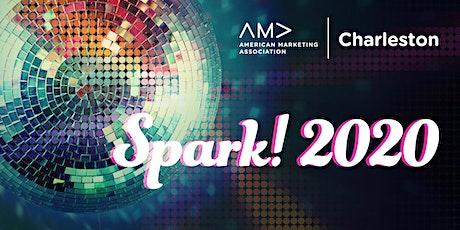 AMA Charleston 2020 Spark! Awards  tickets