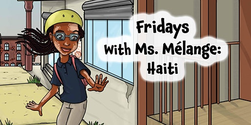 """Barnes & Noble Book Signing of """"Fridays With Ms. Mélange: Haiti"""""""