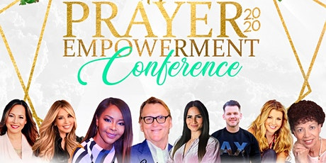 PRAYER EMPOWERMENT CONFERENCE 2020 tickets