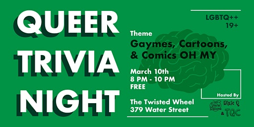 Queer Trivia Night March