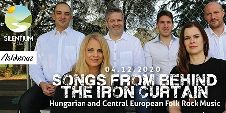 Silentium Valley - Songs From Behind the Iron Curtain tickets