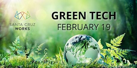 Santa Cruz Works: Green Tech tickets