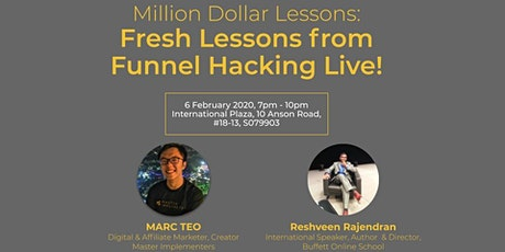 Fresh Lessons from Funnel Hacking Live tickets