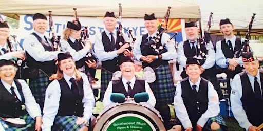 2020 Prescott Highland Games & Celtic Faire Tenor Drum Registration