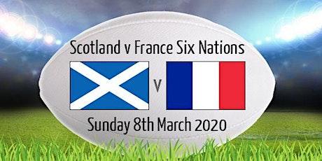 Scotland VS France tickets