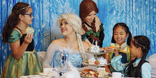 Valentine's Tea with Elsa (Afternoon)