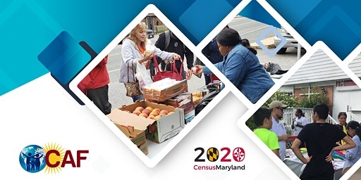 Maryland Census 2020 and Food Distribution