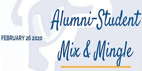 Alumni-Student Mix & Mingle | Rencontres et réseautages tickets