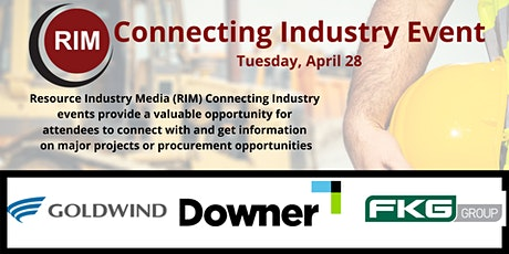 RIM Connecting Industry Event tickets