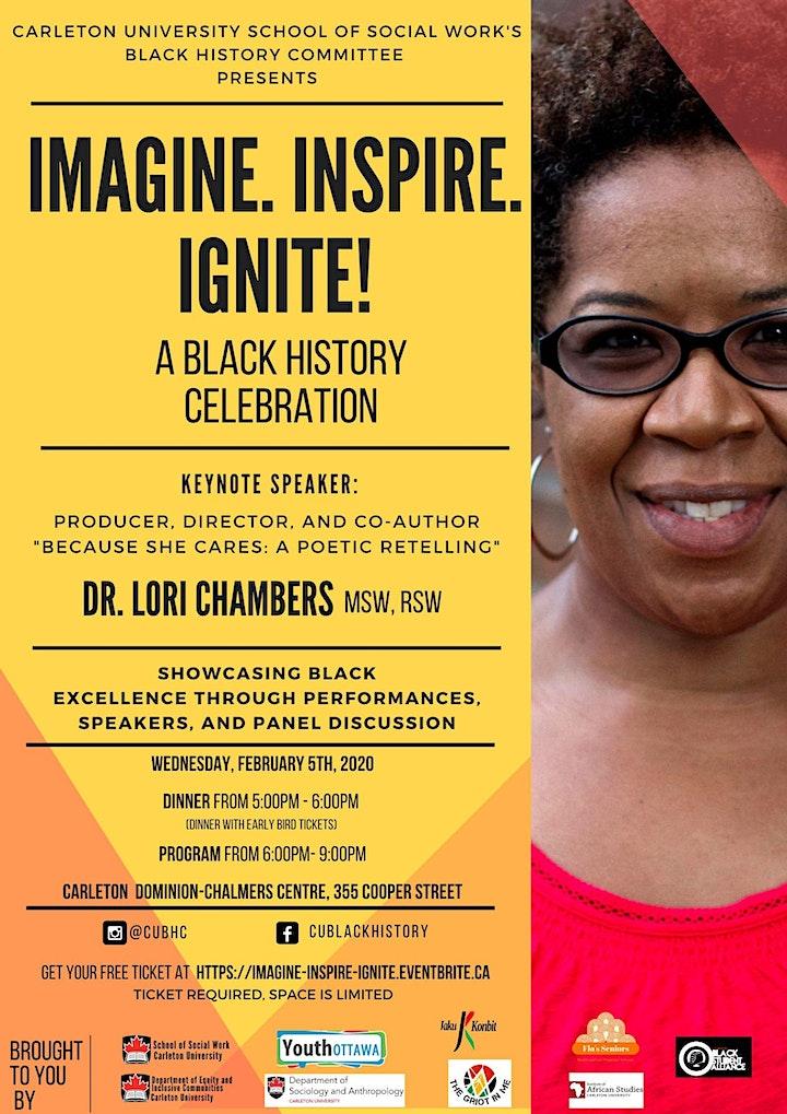 Imagine. Inspire. Ignite! image