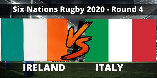 Ireland VS Italy and England vs Wales!