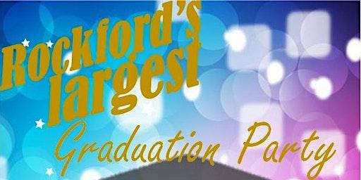 Rockfords Largest Graduation Party
