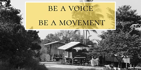 BE A VOICE BE A MOVEMENT, 2nd annual dinner and silent auction tickets