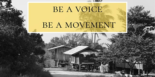 BE A VOICE BE A MOVEMENT, 2nd annual dinner and silent auction