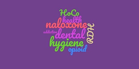 Opioid Awareness for the Dental Professional tickets
