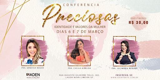 Preciosas-Conferência de Mulheres