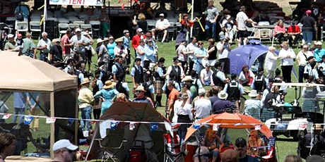 2020 Prescott Highland Games & Celtic Faire Volunteer Registration Form  tickets