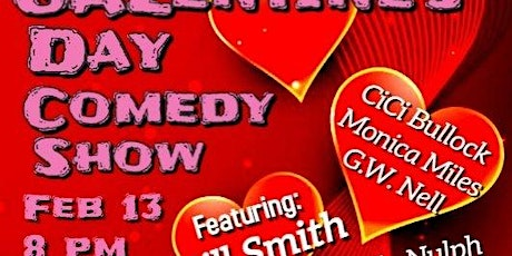 GALentine's Day Comedy Show tickets