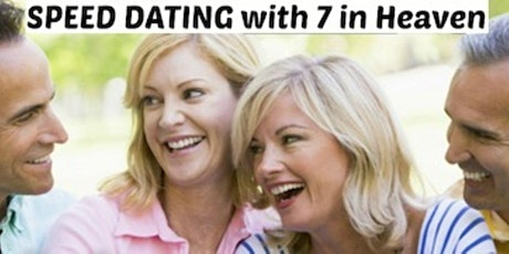 Men Seats for Speed Dating Singles Ages 54-69 tickets