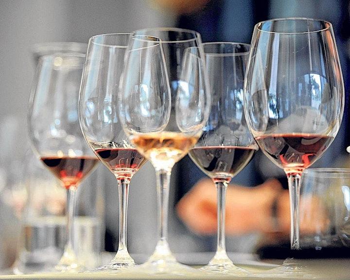 Wine 101- Fundamentals of Wine Appreciation image