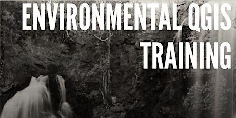 Environmental QGIS Training tickets