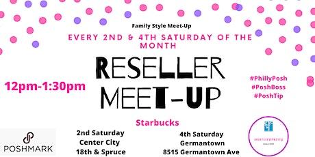 Bi-Weekly Reseller Meet-Ups Posh & Sip tickets