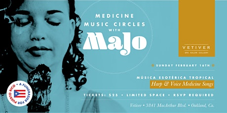 Medicine Music Circle with MaJo tickets