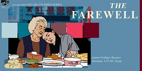 CEC presents: The Farewell tickets