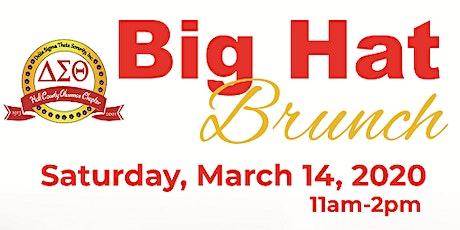 Big Hat Brunch tickets