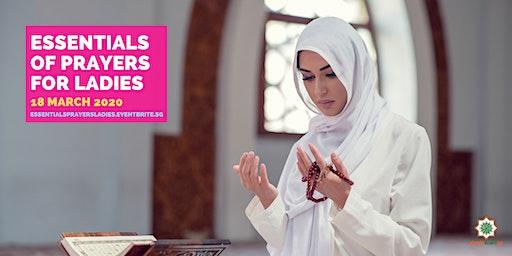 Essentials of Prayers for Ladies