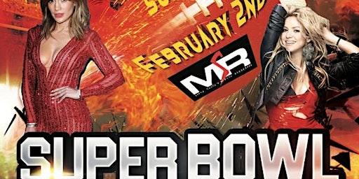Super Bowl Sunday at MSR