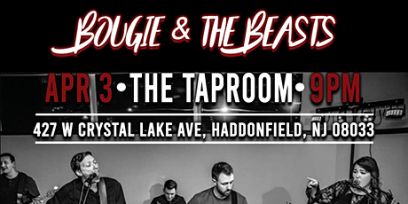 Bougie & The Beasts - Live At The Taproom! tickets