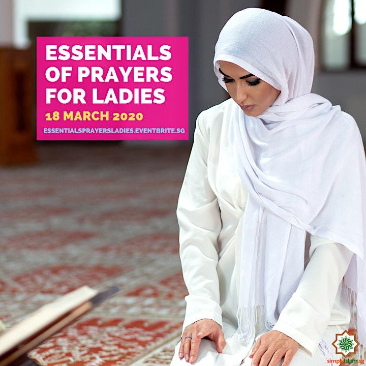 Essentials of Prayers for Ladies image