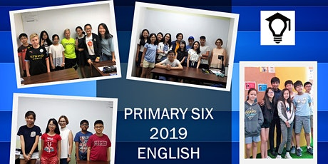 PSLE English Intensive tickets