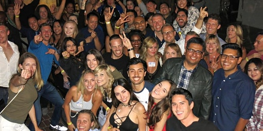 SPEED DATING & SINGLES AFTER PARTY AGES  40 to 55