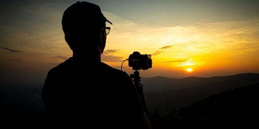Sunset Overlook Photography Workshop in Shenandoah National Park