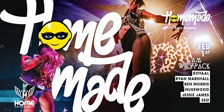 Homemade Saturdays - 1st February 2020 tickets