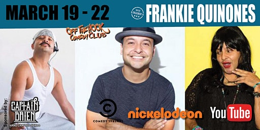 Comedian Frankie Quinones Live in Naples, Florida
